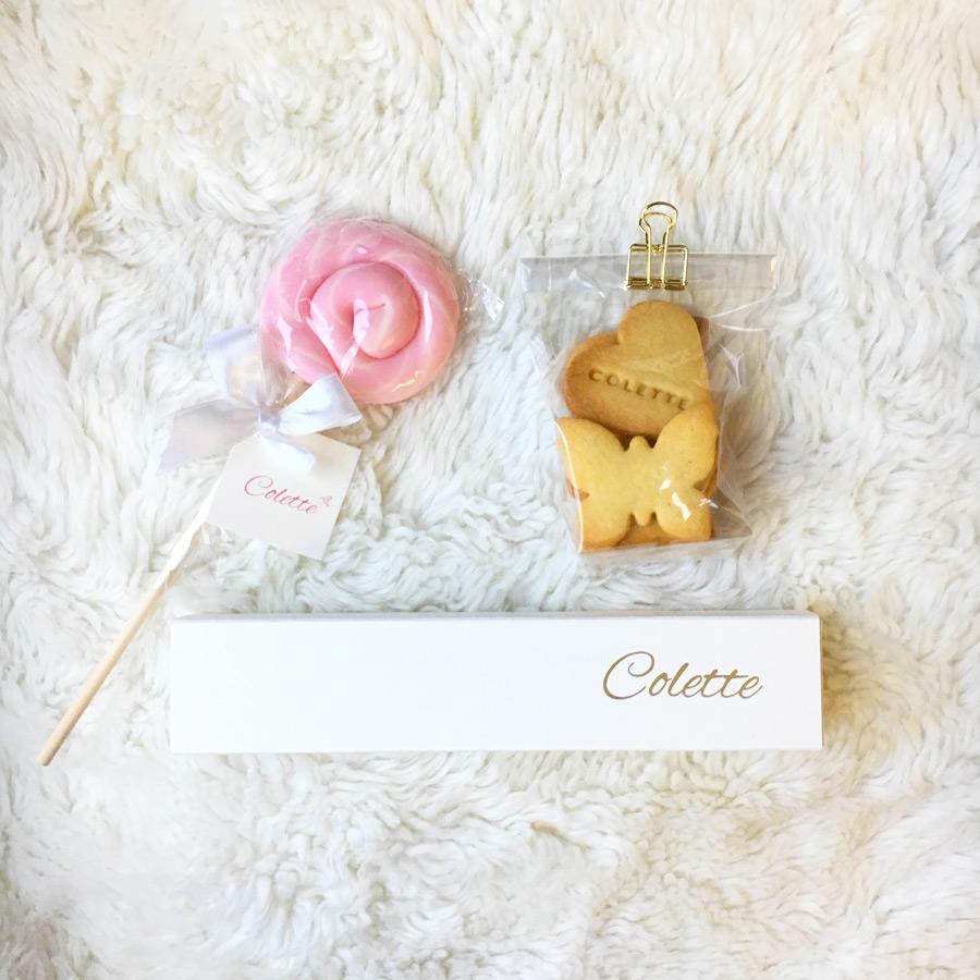 Doopsuiker - lollie - koekjes